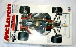F/S Tamiya 1 12 Mc Laren Honda MP4 6 Senna F1 With Mfh Book & Tabu Design Decals - $361.35