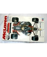 F/S Tamiya 1 12 McLaren Honda MP4 6 SENNA F1 With MFH Book & TABU Design... - $332.64