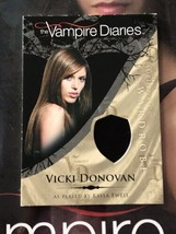 Vampire Diaries Season 1 Wardrobe Card M17 Kayla Ewell as Vicki Donovan - $19.79