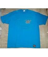 Rare 1992 Harley Davidson River Run Laughlin T-Shirt RK Stratman 10th an... - $74.99