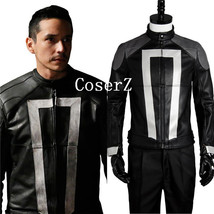 Agents of Shield S.H.I.E.L.D Ghost Rider Carnival Cosplay Costume  - $129.00