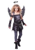 California Costumes Tween Spooky Angel Evil Cosplay Halloween Costume 04080 - £26.05 GBP