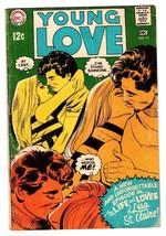 Young Love #71 Comic Book 1968-DC ROMANCE-Alex Toth VG- - $19.87