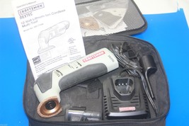 CRAFTSMAN Nextec 320.61199 12V Multi-Tool with Attachments - $69.99