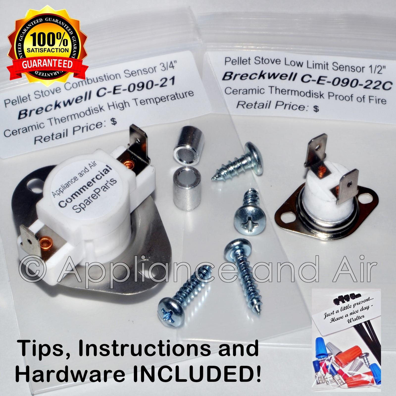 Breckwell c e 090 21 c e 090 22c kit