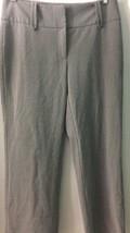 International Concepts Inc Womens Gray Dress Pants  (HP3) Stretch Sz 6 T... - $8.02