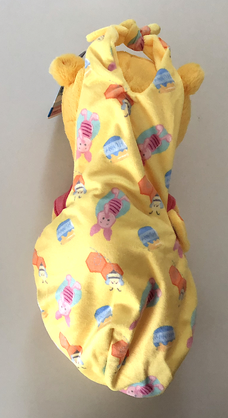 Disney Parks Baby Winnie The Pooh Bear In A Pouch Blanket