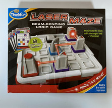 Laser Maze - Beam Bending Logic Game - Tested Works Great! - $17.72