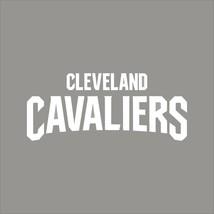 Cleveland Cavaliers #10 NBA Team Logo 1Color Vinyl Decal Sticker Car Window Wall - $5.64+