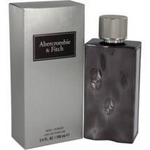 Abercrombie & First Instinct Extreme Cologne 3.4 Oz Eau De Parfum Spray  image 1