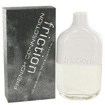FCUK Friction by French Connection Eau De Toilette Spray 3.4 oz for Men ... - $29.87