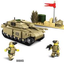 SA 1 pc UK Challenger II Kazi 2017 minifigure blocks lego Toy  model - $65.00