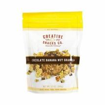 Creative Snacks - Granola - Chocolate - Banana - Case Of 6 - 12 Oz - $47.10