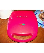 BABY-CAKES,CUP-CAKE MAKER MODEL#CC-2828 RED, 1400 W FREE USA SHIPPING - $33.19