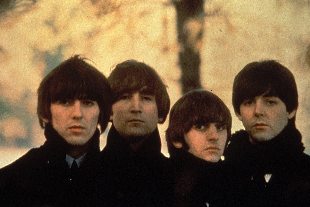 Beatles for sale poster uncropped image my hot