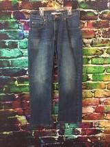 Men's Lee Modern Series Relaxed Fit Bootcut Jeans, Medium Blue Denim - $19.15