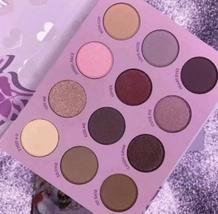 Colourpop Ur A Qt Pressed Powder Eyeshadow Palette 12 Pan New - $20.00