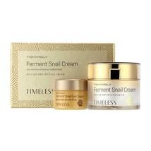 TONYMOLY Timeless Ferment Snail Cream Anti-Wrinkle / Whitening / Moisturizing - $45.00