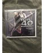 Top 40 Workout CD 12 songs New Factory Sealed - $6.99