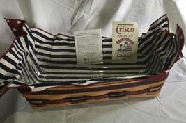 Longaberger 1993 Crisco American Baking Celebration Basket - $54.99