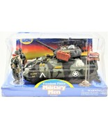 Freedom Force Military Men Play Set Tank Kids Stuff Excite New Free Ship... - $44.54