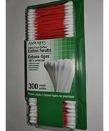 300 Cotton Swabs 100% pure Cotton (Color options) - $5.00
