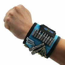 Magnetic Wristband, Blendx Magnetic Wrist Band Tool Belt With Super Stro... - $20.00
