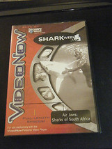 VideoNow Discovery Channel Shark Week Air Jaws:  Sharks of S. Africa (2003, PVD) - $11.53