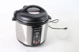 GoWISE USA 8-Quart 8-in-1 Stainless Steel Electric Pressure Cooker/Slow ... - €90,39 EUR