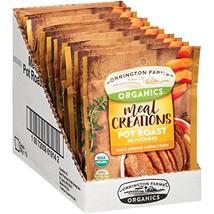 Orrington Farms Organic Meal Creations Seasoning, Pot Roast 12 Count - $27.19