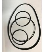 *NEW 4 Replacement Belt Set* for TEAC TASCAM Portastudio 144 4 Track Rec... - $13.71