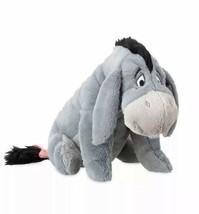 "Disney Store Eeyore Plush Toy Winnie the Pooh Christopher Robbin 11"" - $19.78"