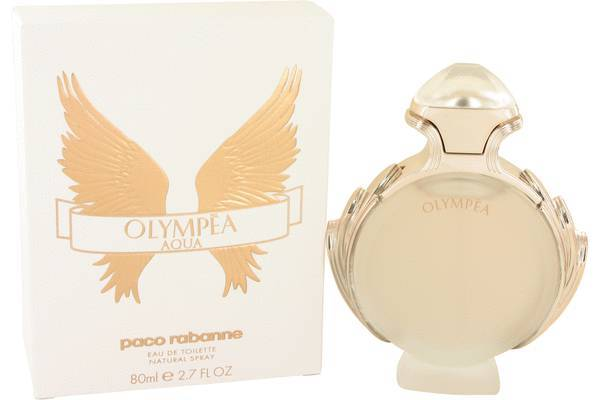 Paco Rabanne Olympea Acqua 2.7 Oz Eau De Toilette Spray