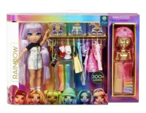 Primary image for Rainbow High Fashion Studio w/ Exclusive Avery Styles Doll NEW 2020 w/300+ Looks