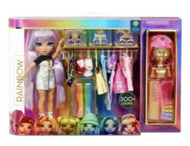 Rainbow High Fashion Studio w/ Exclusive Avery Styles Doll NEW 2020 w/30... - $92.99