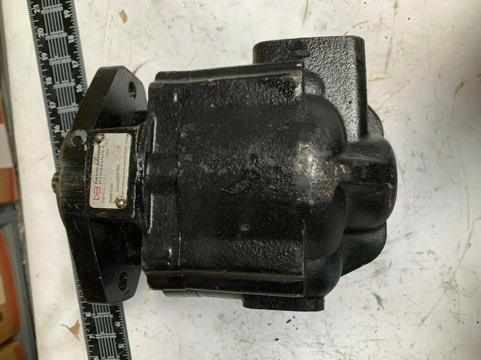 David Brown 110101 Hydraulic Pump S1C5070/110101/BC NEW
