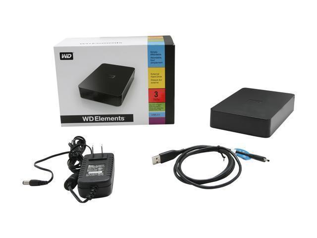 Primary image for western digital elements 3 tb