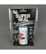 R134a A/C Super Seal For Metal & Rubber Leaks AC PRO STOP LEAK Kit NIP M... - $21.24