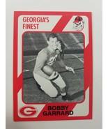 Bobby Garrard 1989 Collegiate Collection card UGA Georgia Bulldogs Footb... - $4.92