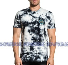 Affliction Black Label Dagger & Glory A20213 Fashion Graphic T-shirt Top For Men - $55.95