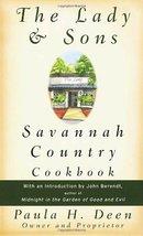 The Lady & Sons Savannah Country Cookbook Paula H. Deen and John Berendt - $7.18