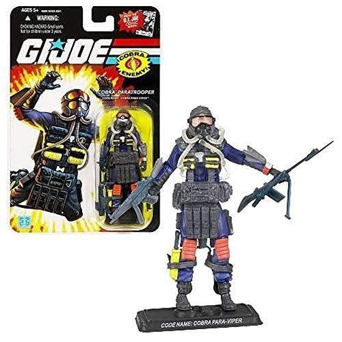 G.I. Joe 25th Anniversary Cobra Paratrooper Figure