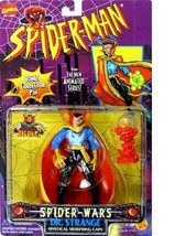 "Marvel Spider-man ""Dr. Strange"" w/ Mystical Morphing Cape  - $27.99"