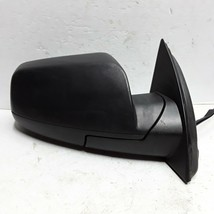 12 13 14 Chevrolet Equinox right passenger side black door mirror black textured - $39.59