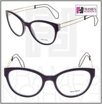 0514835dfcf6 Miu Miu Collection MU03PV Lilac Violet Cat Eye Eyeglasses Rx Frame 52mm 03P  - $138.60