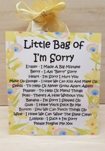 Little Bag of I'm Sorry- A Unique Way To Apologise !! - $7.05