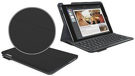 Logitech Type+ Bluetooth Keyboard Textured Surface Folio Case for iPad A... - $22.98