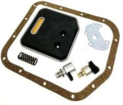 A500  42RE Transmission Filter Kit & 3 Piece Solenoid Set & Spring 1998-... - $98.99