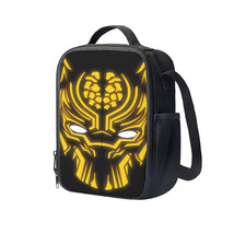 Black Panther Insulated Lunch Bag Set - $19.99