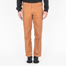 Pant Man Dickies Cotton 873 CT873.BD Cargo Work Tribes Marrone - $78.77